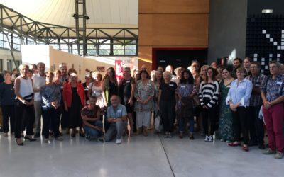 A l'Ecole d'art et de design de Valence